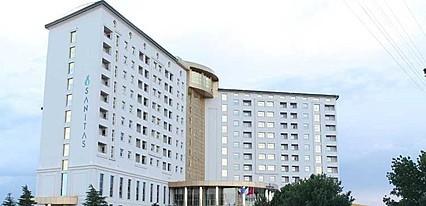 Sanitas Thermal Hotel Genel Görünüm