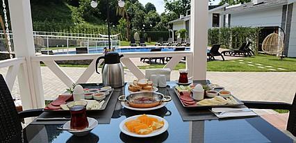 Sapanca Alfa Suites & Spa Otel Yeme / İçme