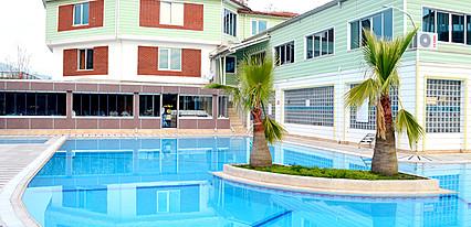 Sapanca Aqua Hotel Havuz / Deniz