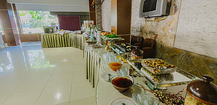 Sapanca Aqua Hotel Yeme / İçme