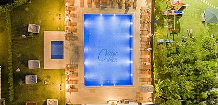 Sapanca Çayır Çimen Otel Havuz / Deniz