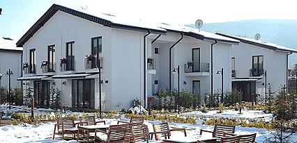 Sapanca Çayır Çimen Otel Genel Görünüm