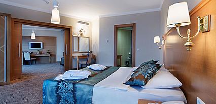 Saphir Hotel Oda