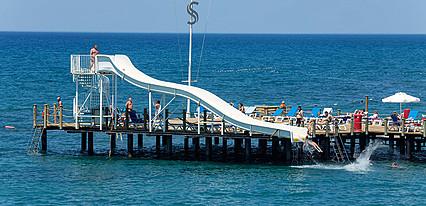 Saphir Hotel Havuz / Deniz