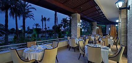 Saphir Hotel Yeme / İçme