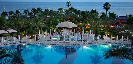 Saphir Resort Spa Genel Görünüm
