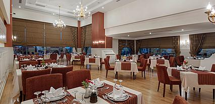 Saphir Resort Spa Yeme / İçme