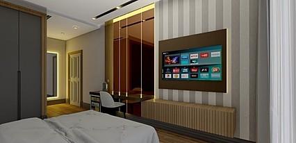 Sarıkamış Aras Hotel Oda