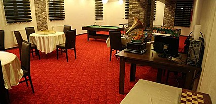 Sarikamis Kar Hotel Genel Görünüm
