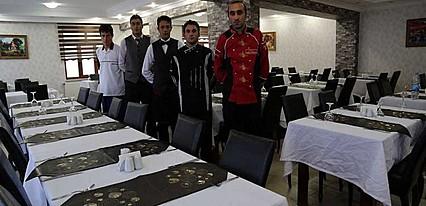 Sarikamis Kar Hotel Yeme / İçme