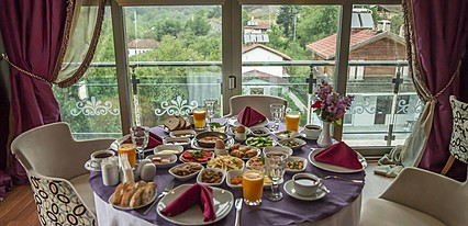 Sarot Termal Park Resort & Spa Yeme / İçme