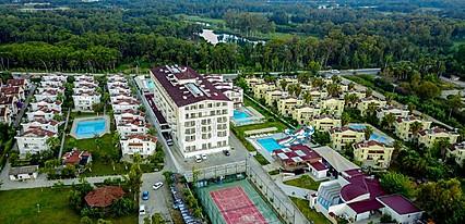 Sarp Hotels Belek Genel Görünüm
