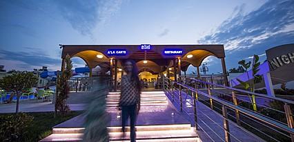 Sarp Hotels Belek Yeme / İçme