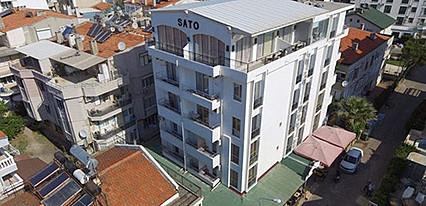 Sato Hotel Genel Görünüm