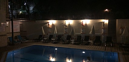 Saturn Hotel Havuz / Deniz