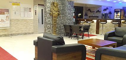 Saturn Hotel Genel Görünüm