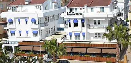 Sava Otel Genel Görünüm