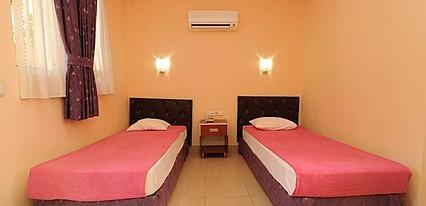 Sayanora Hotel Oda