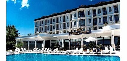 Sayeban Resort & Spa Hotel Genel Görünüm