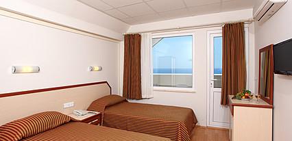 Sea Bird Beach Hotel Oda