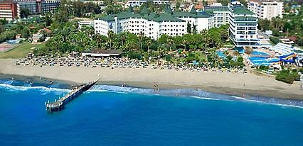 Sea Bird Beach Hotel Genel Görünüm