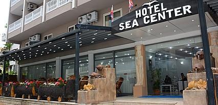 Sea Center Hotel Genel Görünüm