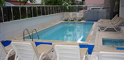 Sea Center Hotel Havuz / Deniz