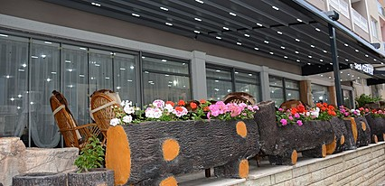 Sea Center Hotel Yeme / İçme