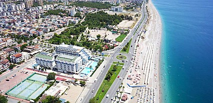 Sea Life Family Resort Hotel Havuz / Deniz