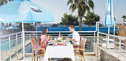 Sea Life Family Resort Hotel Yeme / İçme
