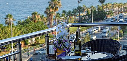 Sea Side Hotel Konyaalti Yeme / İçme
