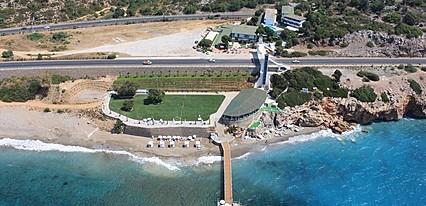 Sea Star Hotel Genel Görünüm