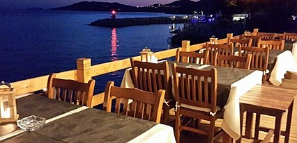 Sea View Hotel Kas Yeme / İçme