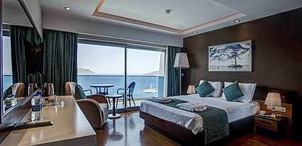 Sea View Hotel Kas Oda