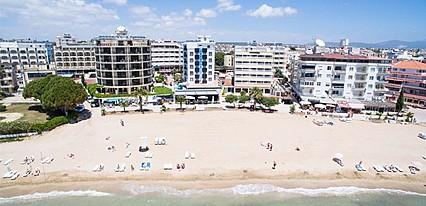 Seabird Hotel Havuz / Deniz