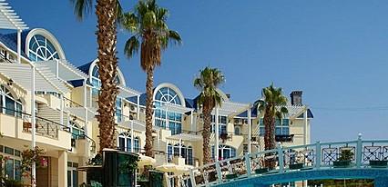 Seahorse Deluxe Hotel Genel Görünüm