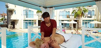 Seahorse Deluxe Hotel Havuz / Deniz