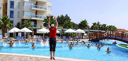 Sealight Resort Hotel Genel Görünüm