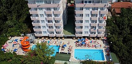 Sealine Hotel Genel Görünüm