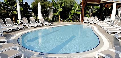 Seamelia Beach Resort Hotel Spa Havuz / Deniz