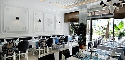 Seamelia Beach Resort Hotel Spa Yeme / İçme