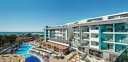 Seashell Resort & Spa Hotel Genel Görünüm