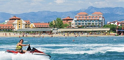Seher Resort & Spa Havuz / Deniz