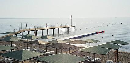 Selcukhan Otel Havuz / Deniz