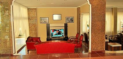 Select Apart Hotel Genel Görünüm