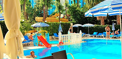 Select Apart Hotel Havuz / Deniz