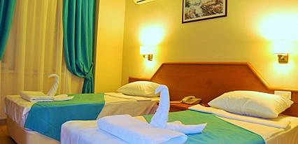 Select Apart Hotel Oda
