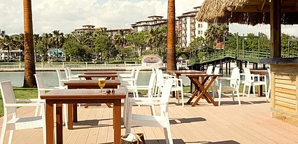 Selectum Family Resort Yeme / İçme