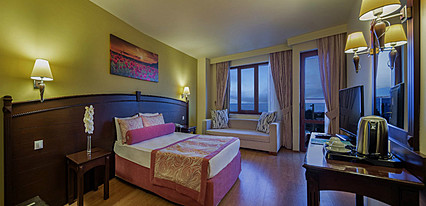 Selge Beach Resort & Spa Oda