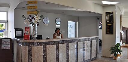 Sempati Hotel Genel Görünüm